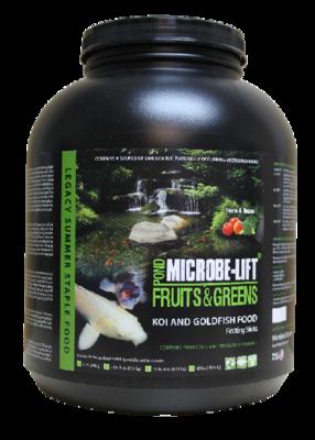 Microbe-Lift Fruits and Greens Food | Fish Food