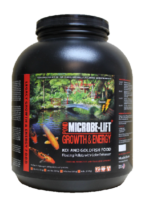 Microbe-Lift High Growth and Energy Food | Fish Food