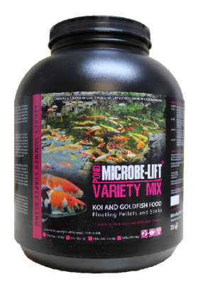 Microbe-Lift Variety Mix Pellets and Sticks | Fish Food