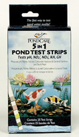 Image API Pond Care Dip Strips Test 5-in-1